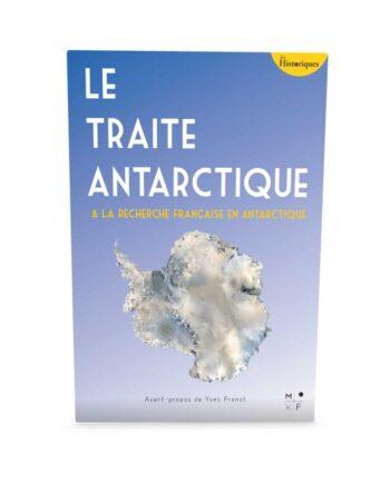 Couverture - Traite Antarctique - Yves Frénot