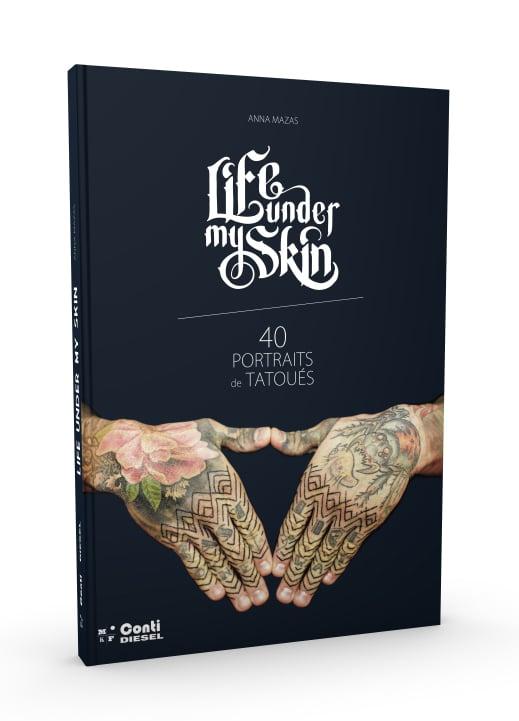 Le livre sur le tatouage - Anna Mazas