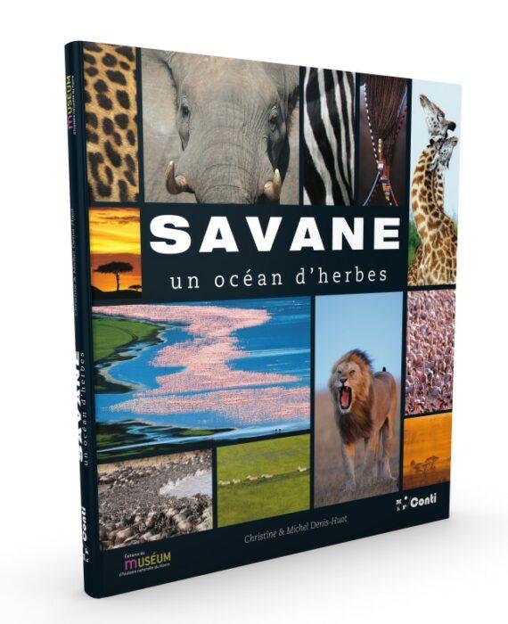 Savane, un océan d'herbes - Denis-Huot