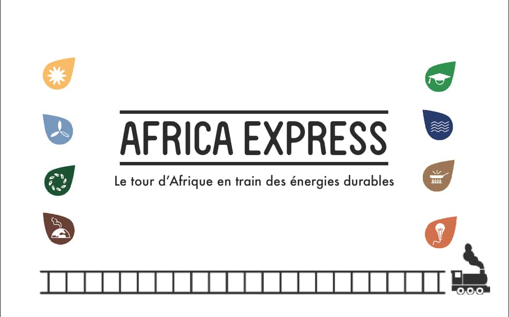 Africa Express train Afrique