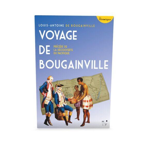 Bougainville - Julia Ferloni - MkF éditions