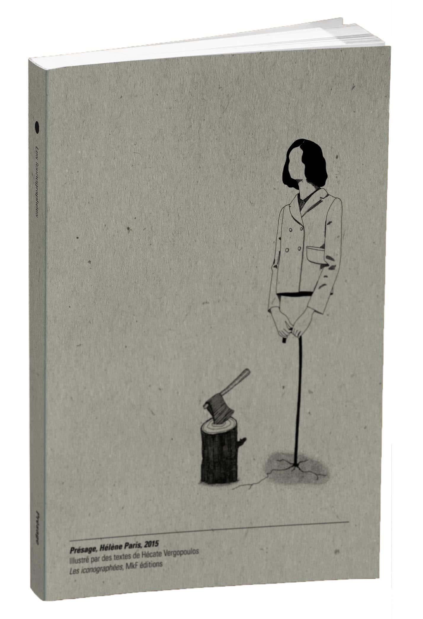 Présage - Hélène Paris - MkF éditions