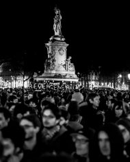 Nuit Debout – Francis Azevedo – MkF