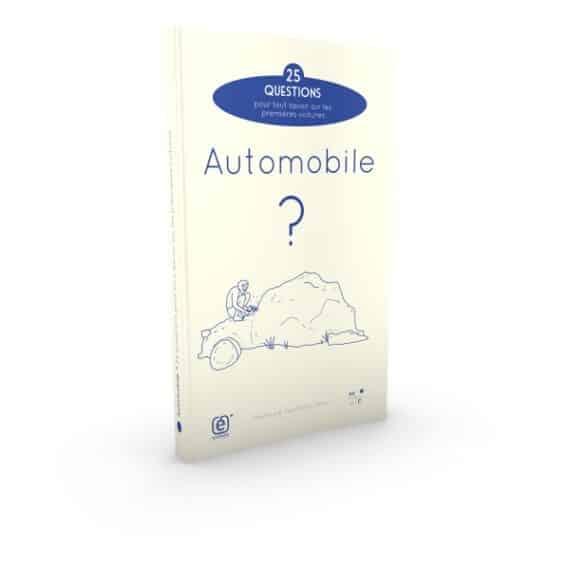 Automobiles, 25 questions sur les voitures