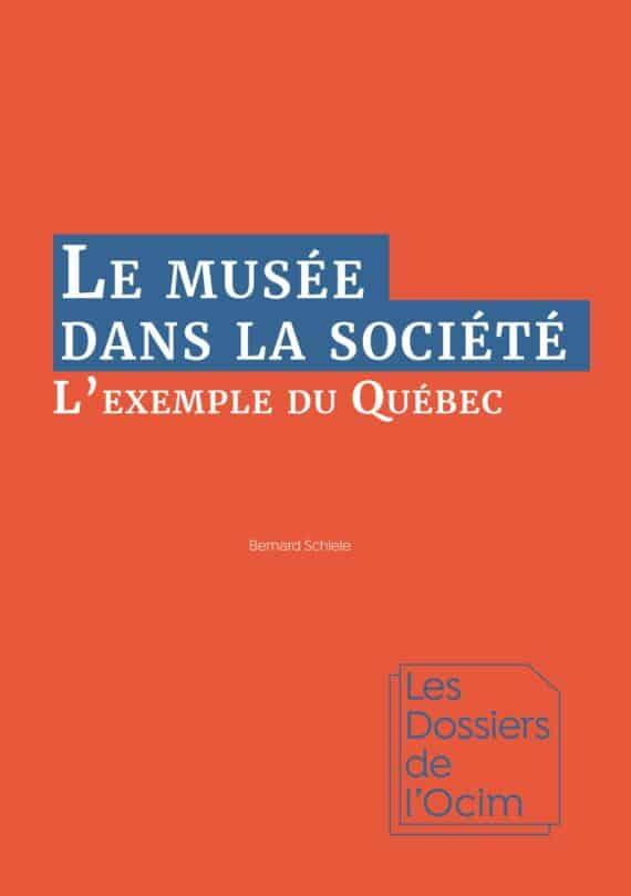 Le Musée dans la société